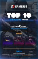 Top10 Frags of The Month by TraBaNtzeL23