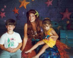 Picture with Ariel (1998) by montey4
