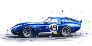 Daytona cobra by klem