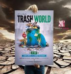 Trash World Flyer by Minkki2fly