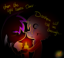 RQ: When the light turn dark... by P00NIS-IS-LOVE
