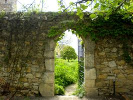 Gate To Paradise by nunyx