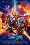 New Official Guardians of the Galaxy Vol. 2 Poster by Artlover67