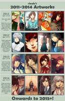 Improvement Meme 2011-2014 by rieule