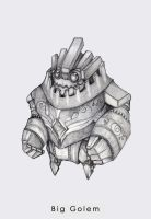 Big Golem UPDATED by MangoKingoroo
