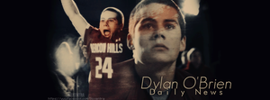 Dylan O'Brien Daily News by N0xentra