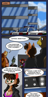 The Cat's 9 Lives! 3 Catnap and Outfoxed Pg11 by TheCiemgeCorner