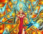 The Queen of drought by LuXame