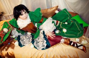 Trinity BLood - Seth by alberti