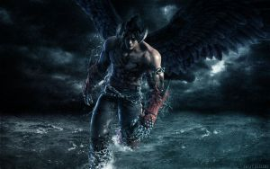 Devil Jin Tekken by DenioScream