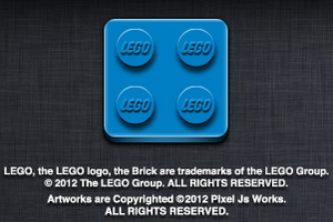 LEGO brick icon by jays838