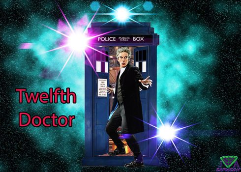 Twelfth Doctor by vvjosephvv