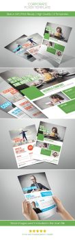 Premium Corporate Flyers Vol.3 by hoanggiang12