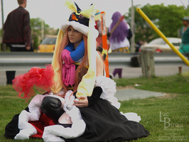 I have obtained, the penguindrum. by Seena-Cha