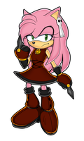 Insane Amy by Recklesschibi