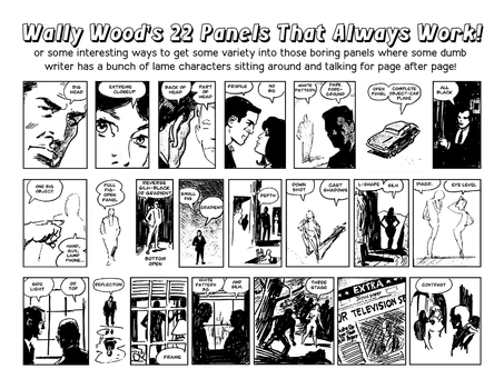 WallyWood's 22 Panels that Always Work@4x by Madmonkeylove