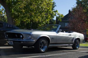 '69 Ford Mustang - Stance by joerayphoto