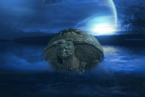 Turtle - Manipulation by AditRafi