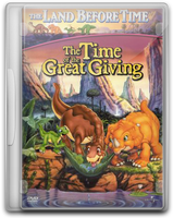 The Land Before Time: The Time Of The Great Giving by Movie-Folder-Maker