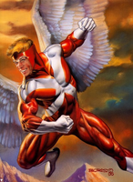 Archangel / David Booth by thepuckmonster