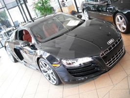Audi R8 V10 by PhotographiCreed