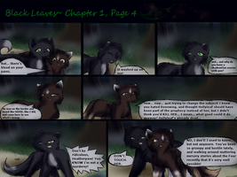 After The Last hope: Black Leaves, Page 4 by Amerikat