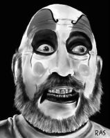 Captain Spaulding by ScOttRa