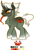 The Bogeypony by Sura-Resch
