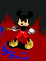 epic mickey by ipodhero