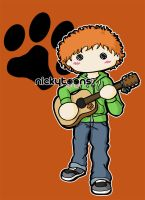 Ed Sheeran by NickyToons