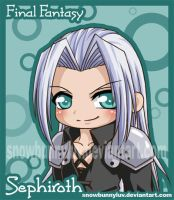 Final Fantasy- Sephiroth by snowbunnyluv