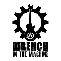 A Wrench in The Machine - New Finished Logo by OmicronPhi