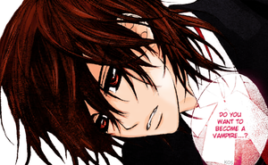 Kaname Kuran coloring02 by Laury-KOS