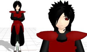 MMD Madara  DL by Evvss55