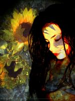 sunflowers by blairsy