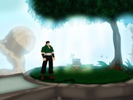 King's Quest - Alexander quest by odovoro