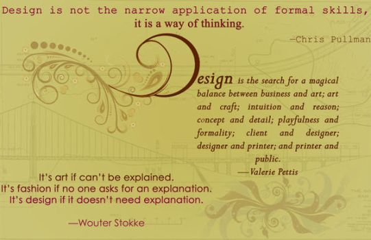 Design Quotes by worth-a-thousand
