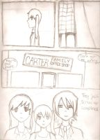 Ghost Towns~ SE Doujinshi Page 4 by flittingwishes