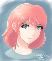 Face and Painting Practice by WillisNinety-Six