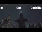 Godzilla Happy Dance Gif by Jenn-Coney1976