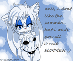 ::Summer Time:: by AshleyShiotome