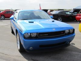 Blue Challenger by KateKannibal