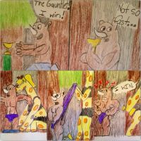 The Wedgie Games: Search For The Gauntlet by RequestAWedgie