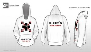 8-bit contest entry - 8 bit's the sh*t by treoni