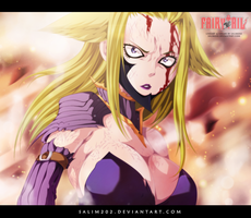 Kyouka - Fairy tail 384 by salim202