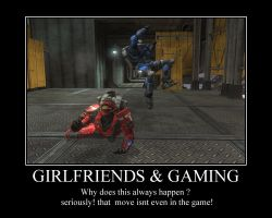 Girfriends and gaming by Link-L33T