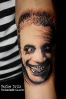 the man who laughs by embededink