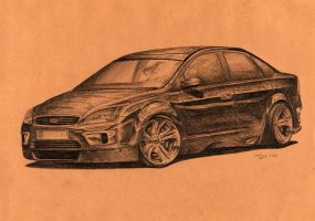 Ford Focus - Sphinx by Medvezh