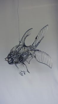 Immy's Fish by HubcapCreatures
