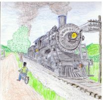 L and N Pacific 255 by Draconis-de-Christus